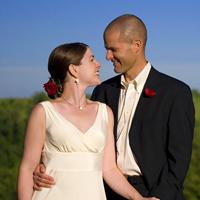 Amanda Dinscore and Marc Rossi