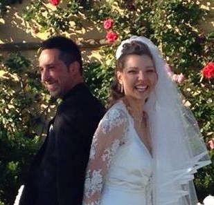 Bettina and Alessandro