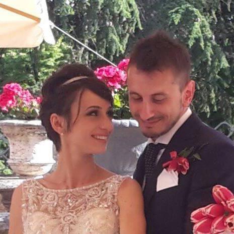 Claudio e Milena